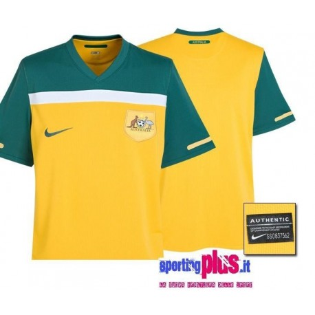 National Australia Home shirt by Nike 10/12