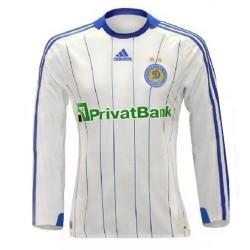 Dynamo Kiev Home Jersey 2010 Player Issue - Adidas