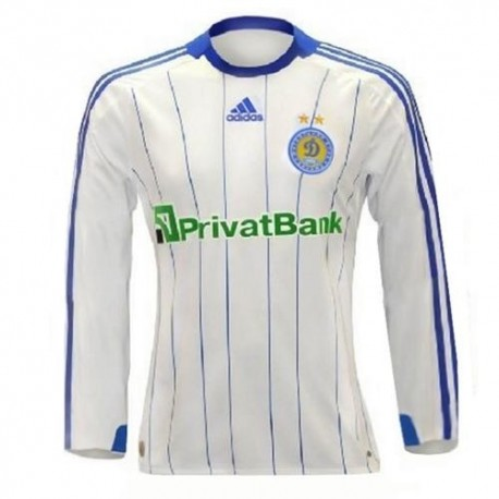 Maglia Dinamo Kiev Home 2010 Player Issue da gara - Adidas