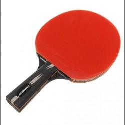 Tischtennis Schläger Dunlop schwarz Sturm macht