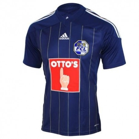 FC Luzern football shirt 2012/13 Home - Adidas