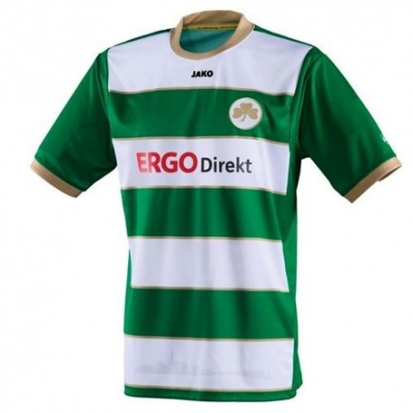 Football Jersey Greuther Furth Home 2012/13-Jako