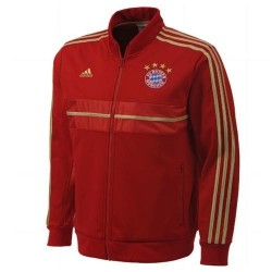 Adidas pre-match presentation jacket Bayern Munich  2012/2013
