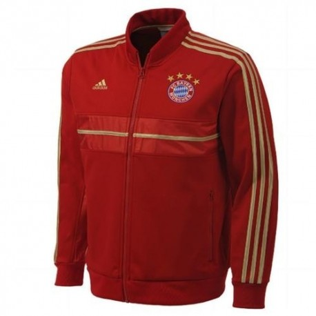 Chaqueta presentación pre-match Bayern Munich 2012/13 - Adidas