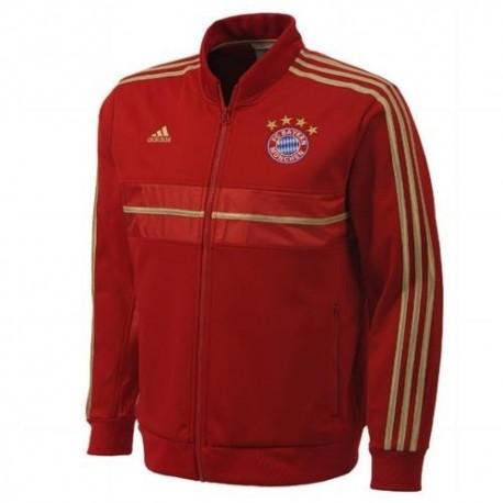 Veste pre match de présentation Bayern Munich 201213 Adidas SportingPlus Passion for Sport