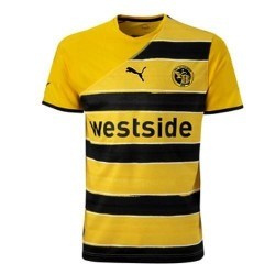 BSC Young Boys Home shirt 2010/11 Player Issue - Puma