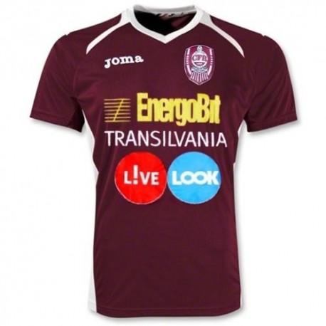 Maglia calcio CFR Cluj Home 2012/13 - Joma