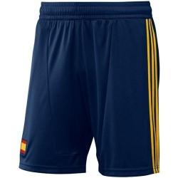 Shorts Spanien Home National 2012/13-Adidas Kurze Hose