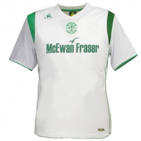 Hibernian Edinburgh Away shirt 2009/10-Le Coq Sportif