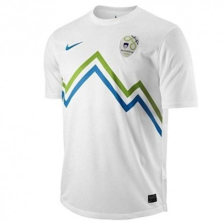 Slovenia National Soccer Jersey Home 2012/13-Nike