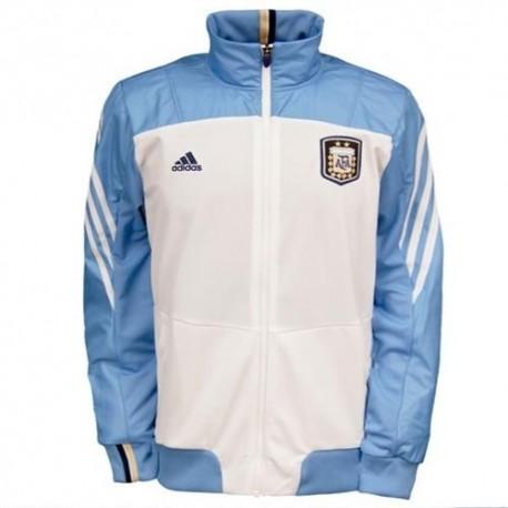 Representación nacional Argentina 2012 chaqueta-Adidas