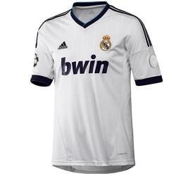 Real Madrid Home Trikot Champions League Adidas 2012/2013