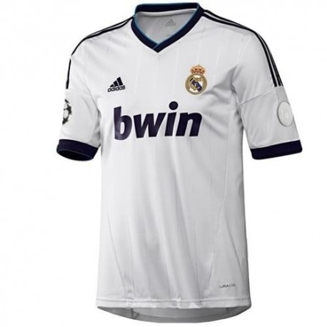 Real Madrid Home Jersey Champions League Adidas 2012/2013