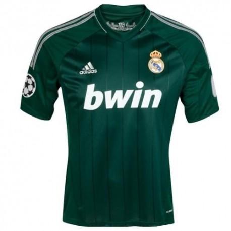 Maglia Real Madrid Third Champions League 2012/2013 Adidas