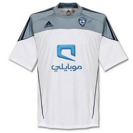 Football Jersey Al-Hilal Riyadh (Saudi Arabia) Away 2010/12-Adidas