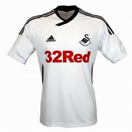 Maglia calcio Swansea City Home 2011/12 Adidas