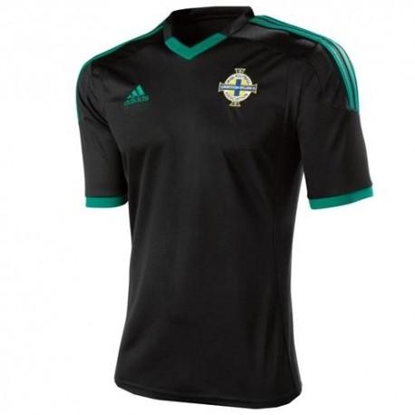 Camiseta de fútbol de Irlanda del norte Away Adidas 2012/14