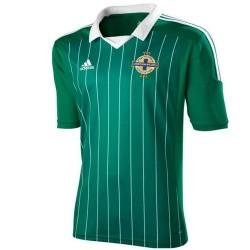 Maglia Calcio Irlanda del Nord Home 2012/14 Adidas