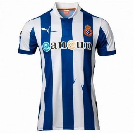 RCD Espanyol football Jersey Home 2012/13 Pumas