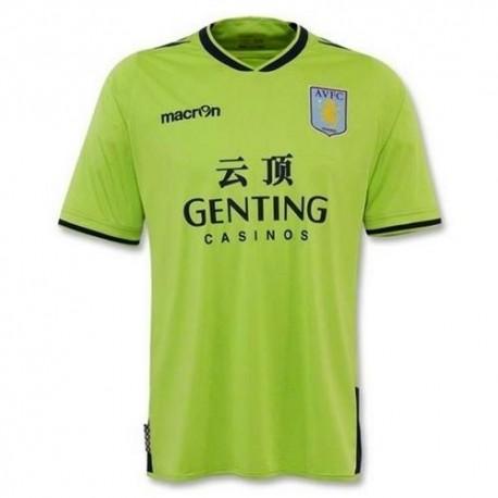 Aston Villa Football shirt Away 2012/13-Macron