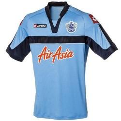 Camiseta de fútbol de Queens Park Rangers Queens Park Rangers tercer lote 2012/2013