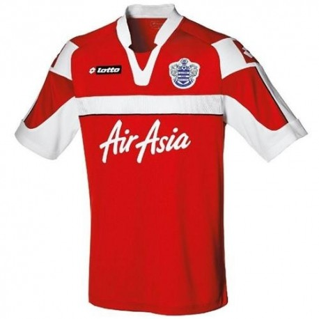 Camiseta de fútbol de Queens Park Rangers Queens Park Rangers lejos 2012/2013 Lotto