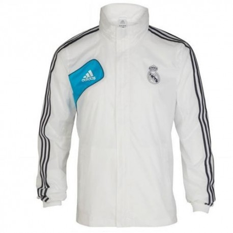 Anorak by Real Madrid CF training 2012/2013-Adidas