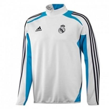 Felpa Tecnica allenamento Real Madrid CF 2012/2013 - Adidas