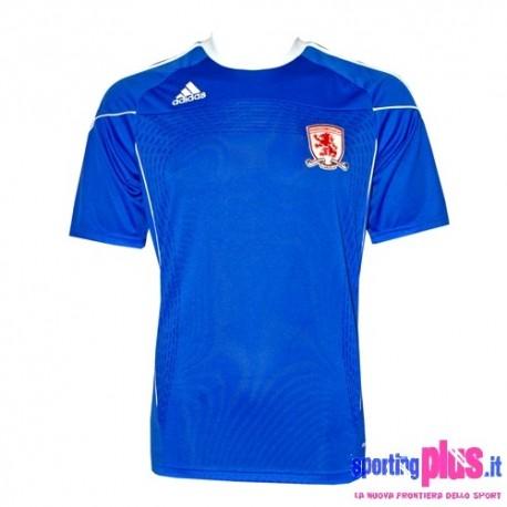 Camiseta de fútbol Middlesbrough Away Adidas 10/11
