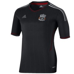 Liverpool Fc Away Jersey 2011/12 Player Issue race Adidas Techfit