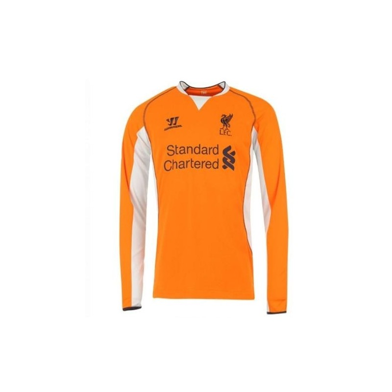 Liverpool Fc Goalkeeper Jersey Third 2012 2013 Warrior Sportingplus Passion For Sport