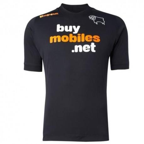 Fußball Shirt Derby County FC Away Version 2012/13 K