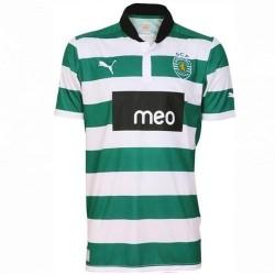 Camiseta de fútbol Sporting Lisboa Casa 2012/13 Pumas