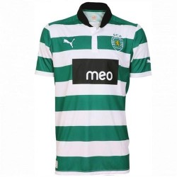 Football Sporting Lisbon Home shirt 2012/13 Pumas