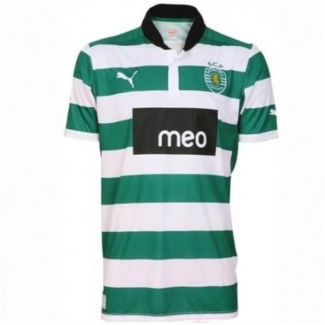 Maillot de football Sporting Lisbonne Accueil Pumas 2012/13