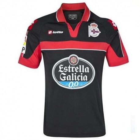 Maglia Deportivo La Coruña Away 2012/13 Lotto