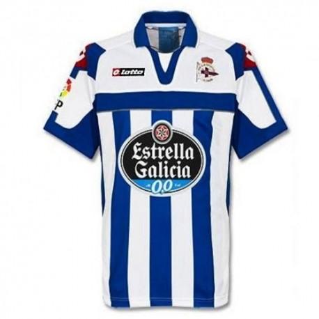 Lotto Deportivo La Coruña maillot domicile 2012/13