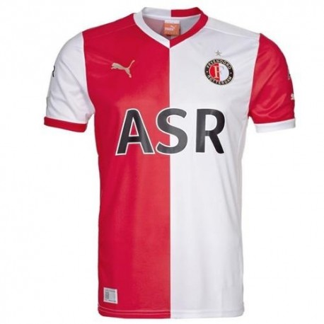 Maglia Calcio Feyenoord Home 2012/13 - Puma