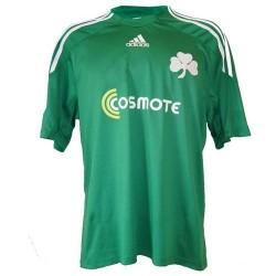 Panathinaikos Soccer Jersey 2009/10 Home Adidas
