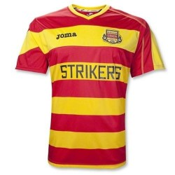 Fort Lauderdale Strikers Soccer Jersey casa 2011-Joma