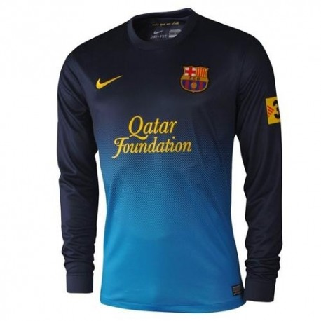 eaa6d47ac3 FC Barcelona goalkeeper shirt Home Nike 2012 13 - SportingPlus ...
