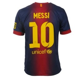 FC Barcelona Home Football Jersey 2012/13 Messi 10 - Nike