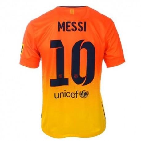 Maglia calcio FC Barcellona Away 2012/13 Messi 10 - Nike