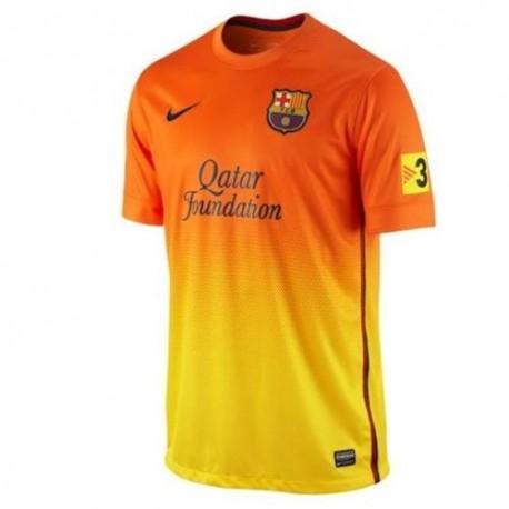 Maglia calcio FC Barcellona Away 2012/13 Nike