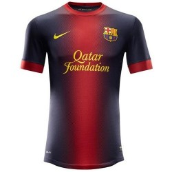 Camiseta de fútbol FC Barcelona casa Nike 2012/13