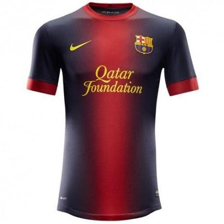 Maglia calcio FC Barcellona Home 2012/13 Nike