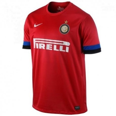 Football Soccer Jersey FC Internazionale (Inter) Away 2012/13 Nike