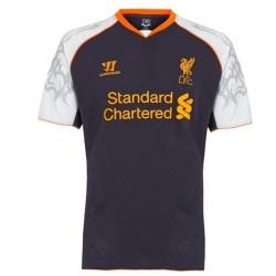 Maillot de foot Liverpool Fc troisième 2012/2013-guerrier