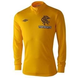 Startseite-Torwart Hemd Glasgow Rangers 2012/13-Umbro