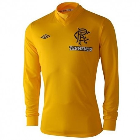 Home goalkeeper shirt Glasgow Rangers 2012/13-Umbro